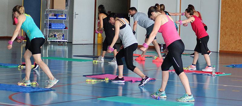 renforcement musculaire, bras, épaules