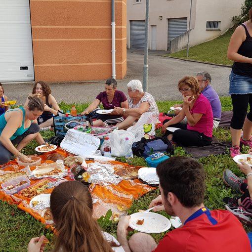 marche et picnic